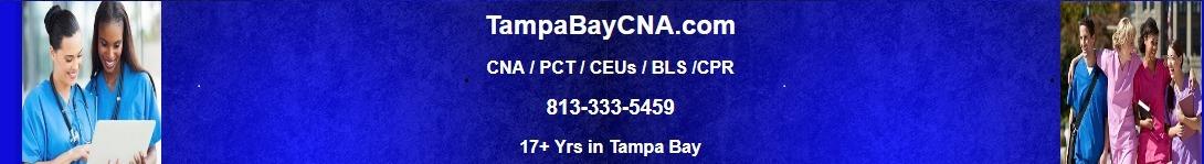 Tampa Bay CNA (@tampabaycna) Cover Image