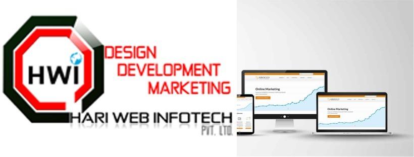Hari Web Infotech Pvt. Ltd (@hariwebdesigning) Cover Image