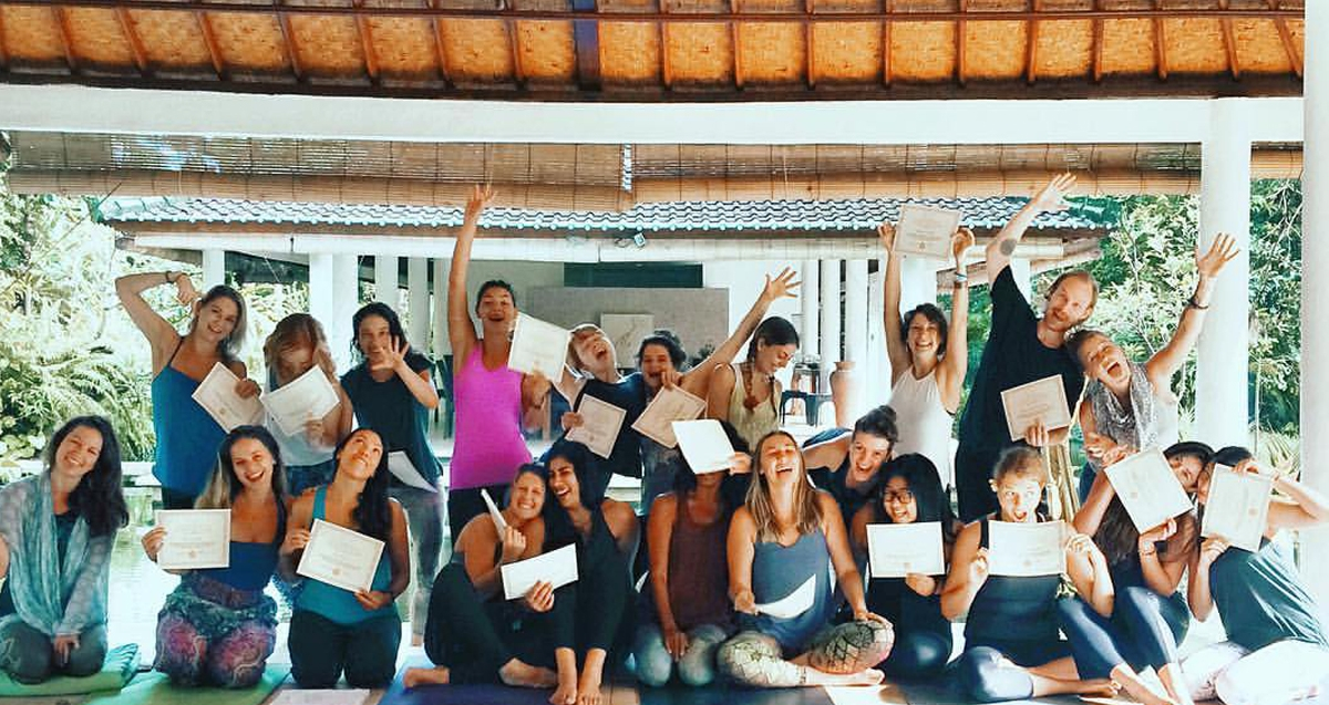 Bali Yoga School (@baliyogaschool) Cover Image