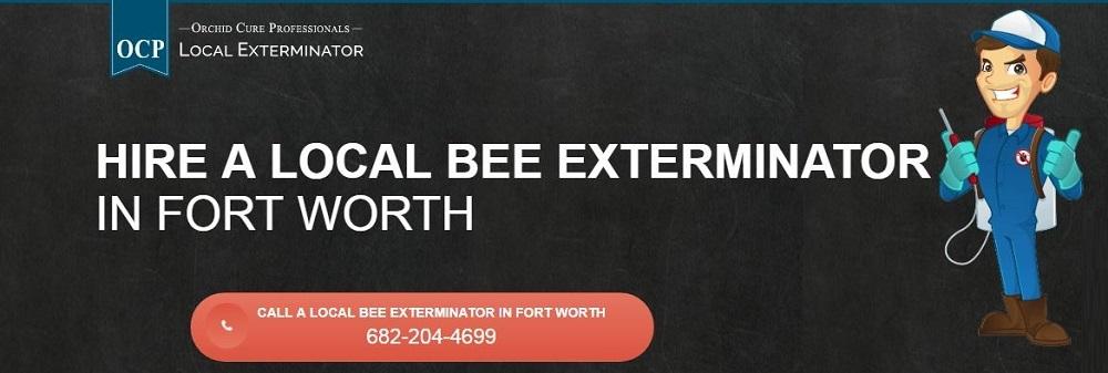 OCP Bee Removal Fort Worth TX - Bee Exterminator (@ocpbeeremovalfortworthtx) Cover Image