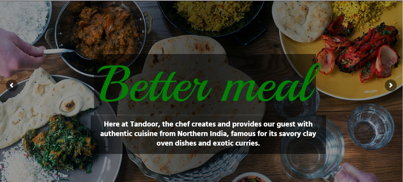 Tandoor India Restaurant (@tandoor) Cover Image