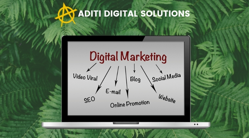 Best Digital Marketing Course Training Institute (@aditidigisol) Cover Image