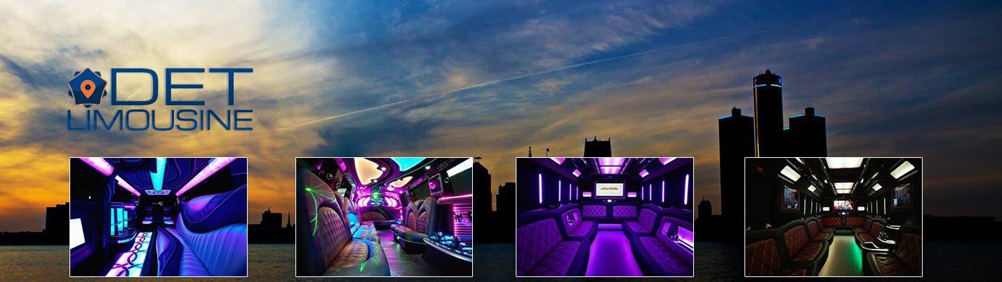 Detroit Limousine - D Town Limo (@detlimousinemi) Cover Image