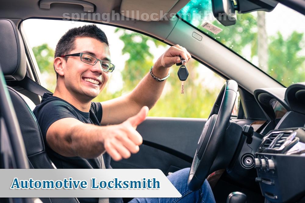 Accurate Locksmith (@springhillloc) Cover Image