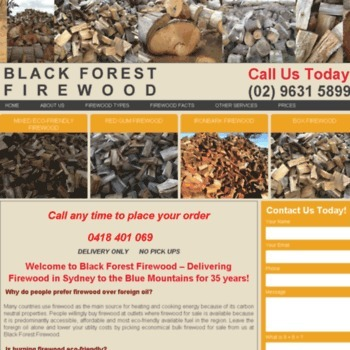 Black Forest Firewood (@blackforestau) Cover Image