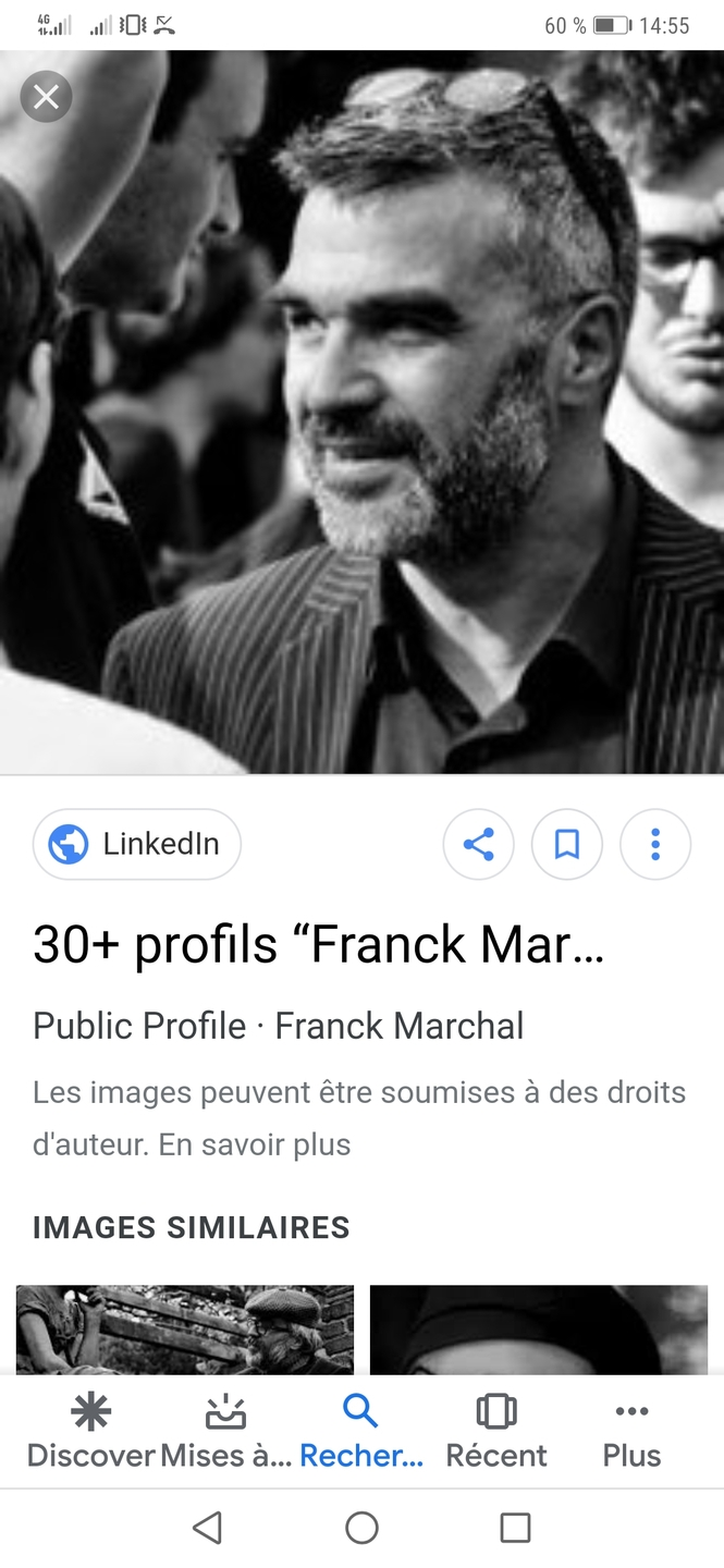 (@franckmarchal) Cover Image