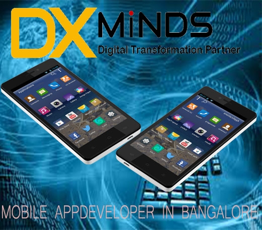 DxMinds mobile app developers in Bangalore (@joesimen) Cover Image