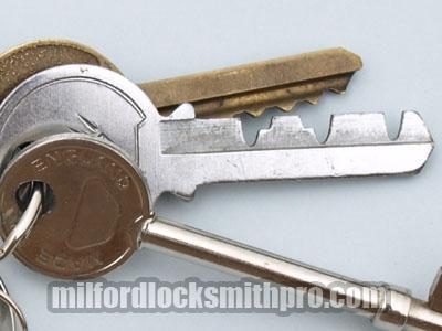 Milford Locksmith Pro (@milfordlocks) Cover Image