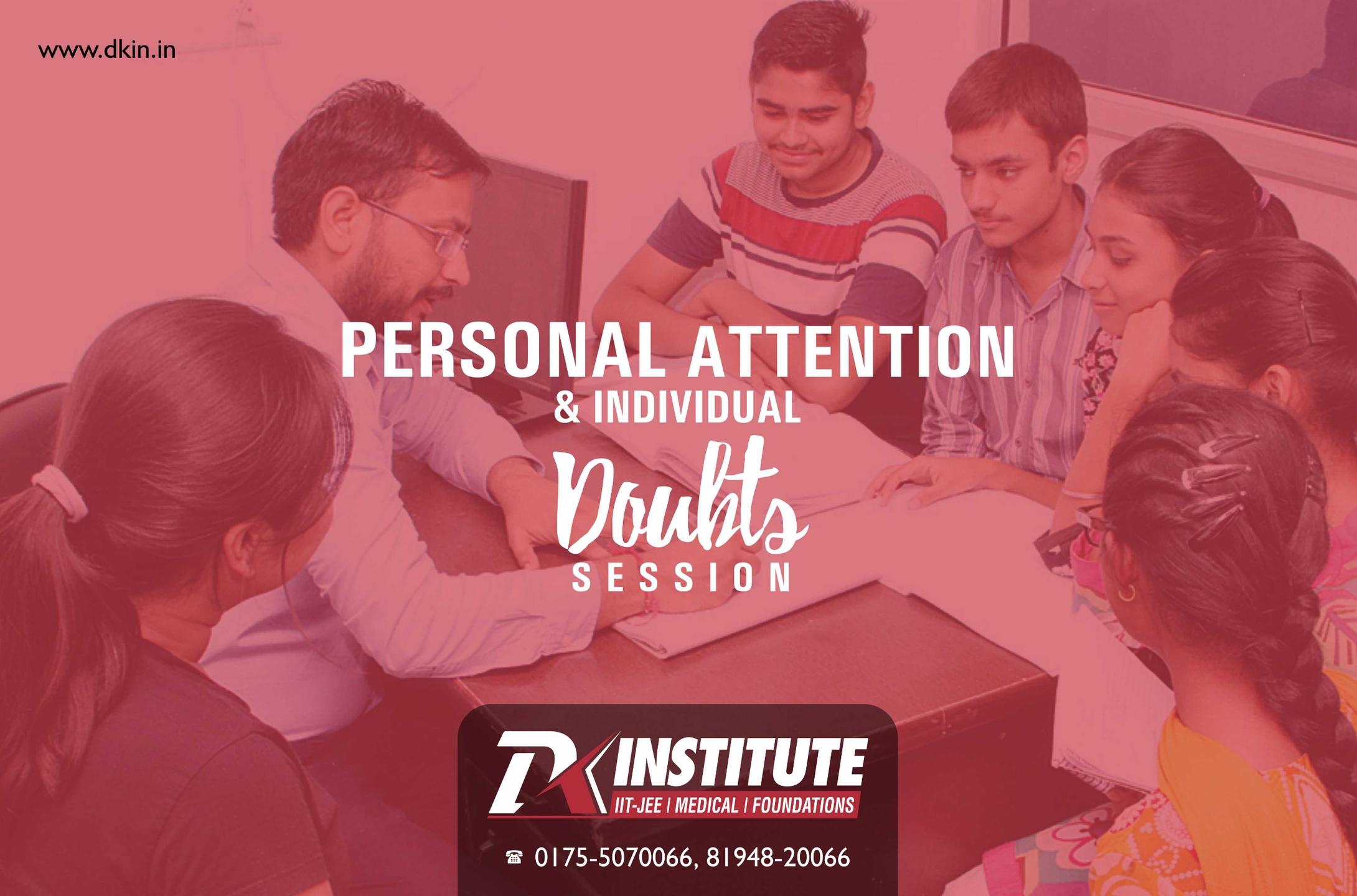 D.K Institute (@dkinstitute) Cover Image