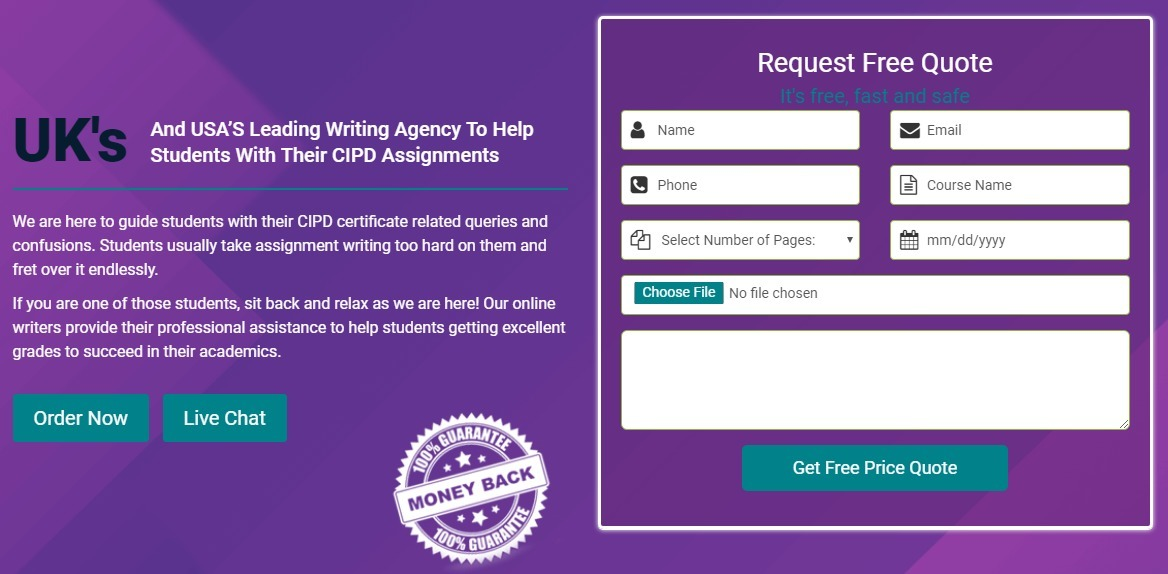 CIPD Assignment Writer (@cipdassignments) Cover Image