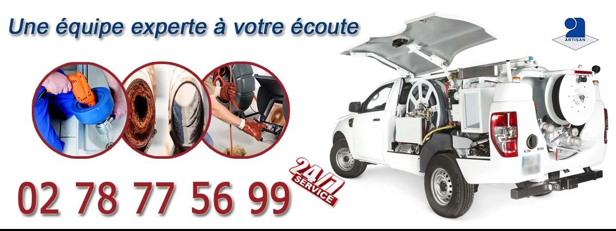 ETS Debouchage 76 Seine Maritime  (@debouchagecanalisation76) Cover Image