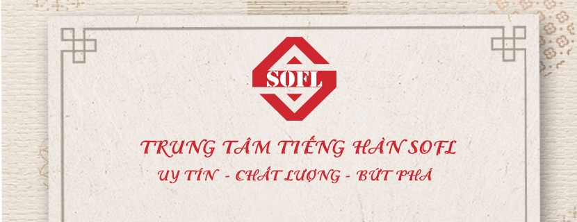 Học tiếng Hàn SOFL (@tienghansofl) Cover Image