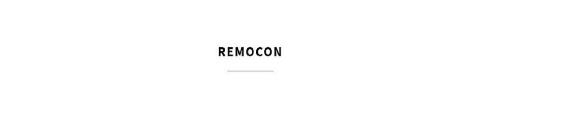 Remocon (@remocon) Cover Image