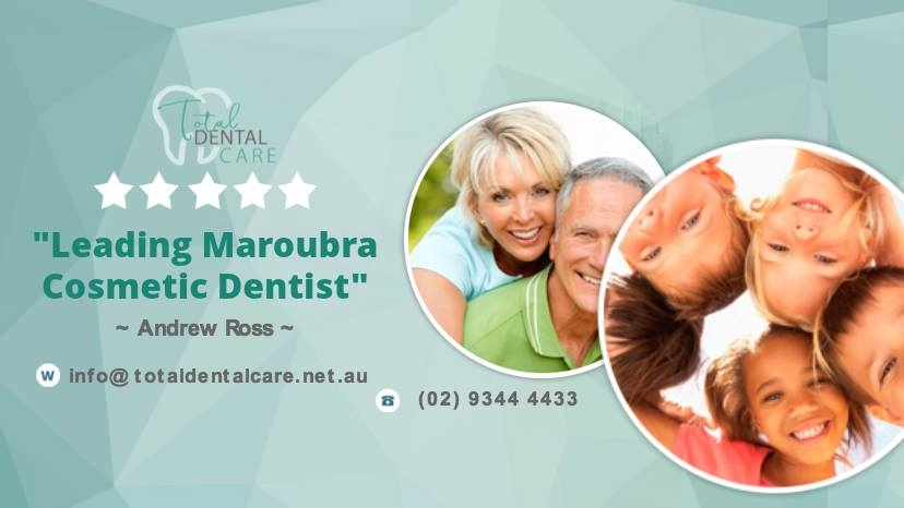 Total Dental Care (@totaldentalcare) Cover Image