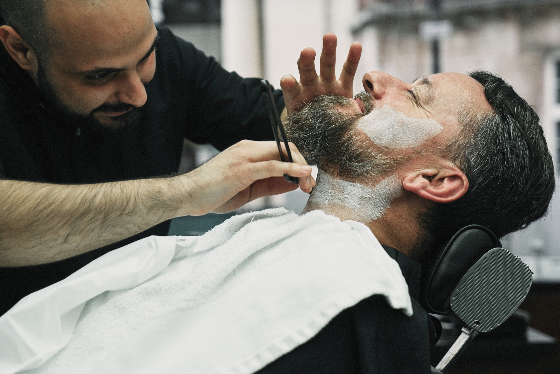 Best Barber Shop London (@barbersinlondon) Cover Image