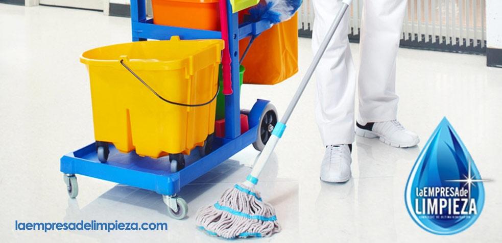 La empresa de limpieza (@laempresadelimpiez) Cover Image
