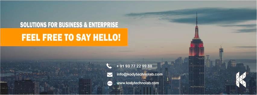 Kody Technolab (@kodytech) Cover Image
