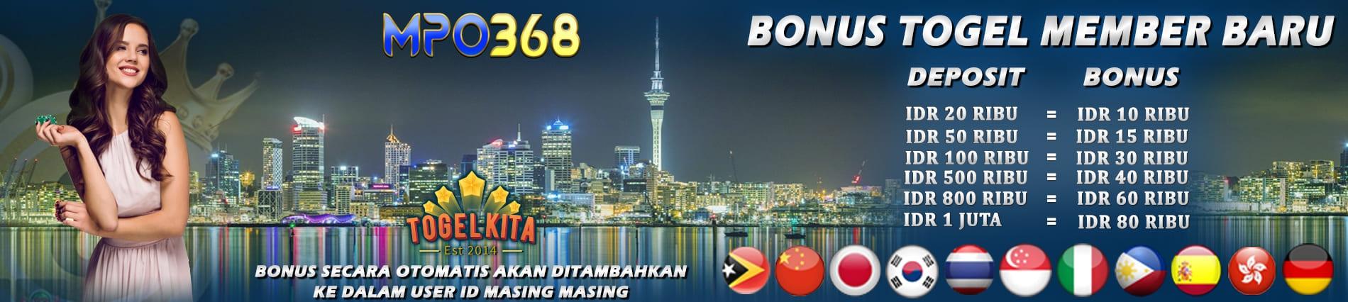 Situs Judi Mpo368 (@mpo368) Cover Image