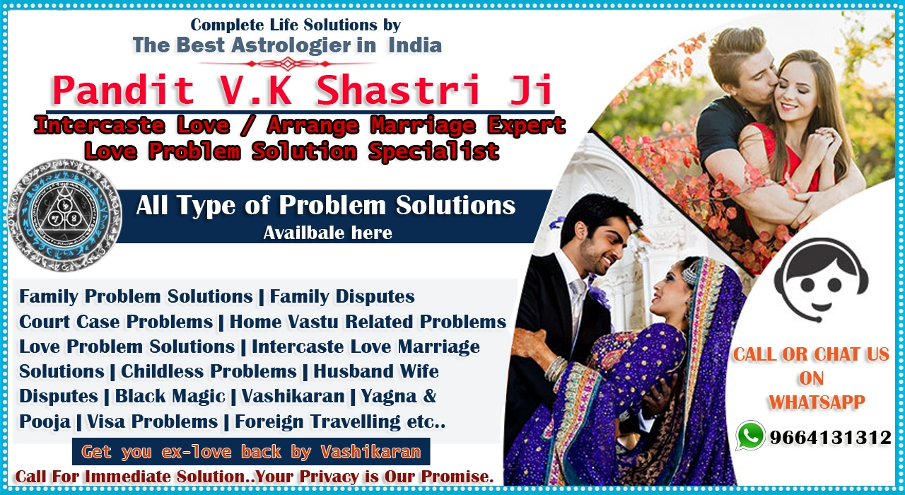 Astrologer VK Shas (@love-problem-solution-specialist-in-india) Cover Image