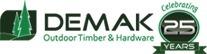Demak Outdoor Timber & Hardware (@demak) Cover Image
