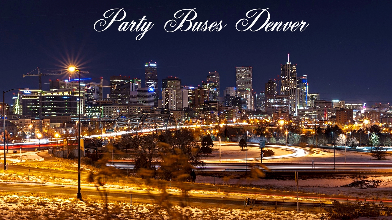 Party Buses Denver (@partybusesdenver) Cover Image