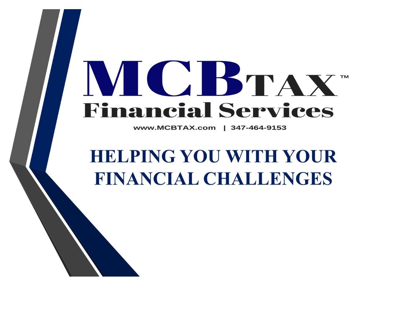 MCBtax (@mcbtax) Cover Image