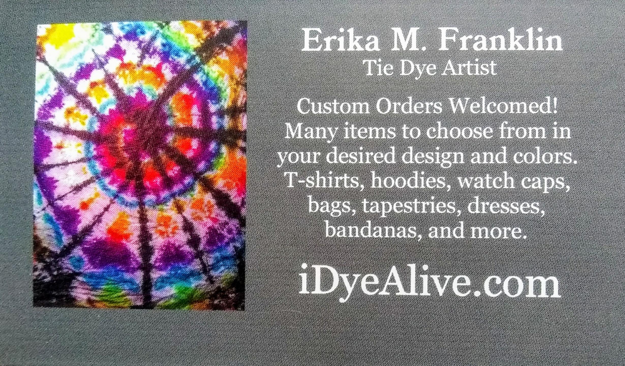 Erika (@idyealive) Cover Image