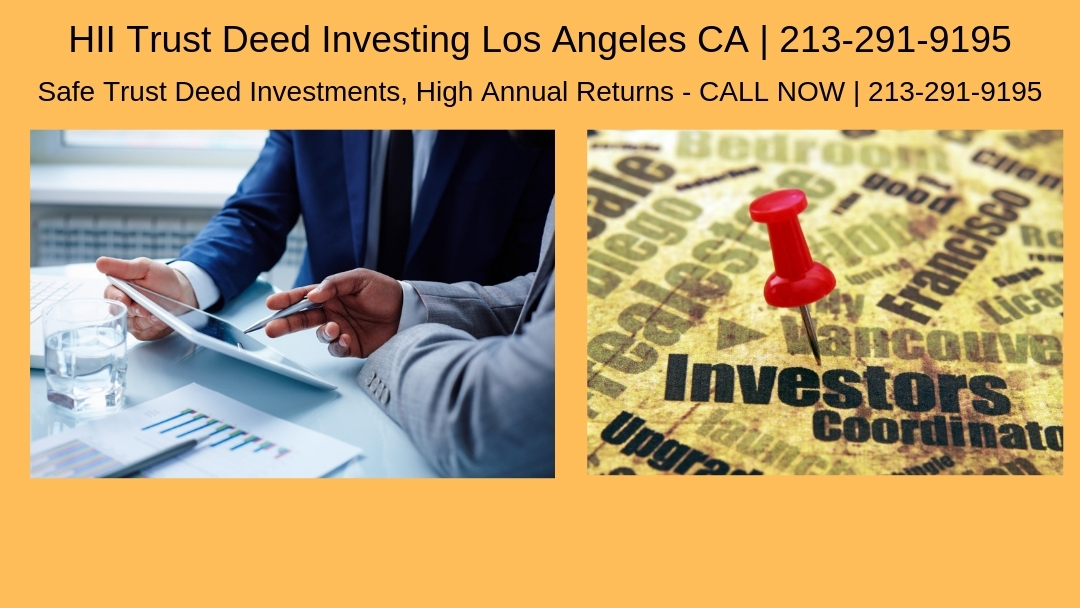 HII Trust Deed Investing Los Angeles CA | 213-291- (@loanglestd) Cover Image