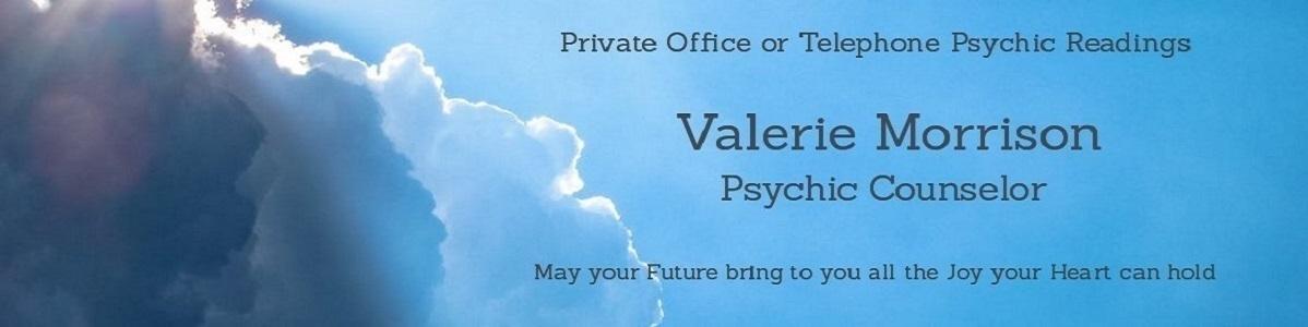 Valerie Morrison - Psychic Medium (@valeriemorrisonpsychicmedium) Cover Image