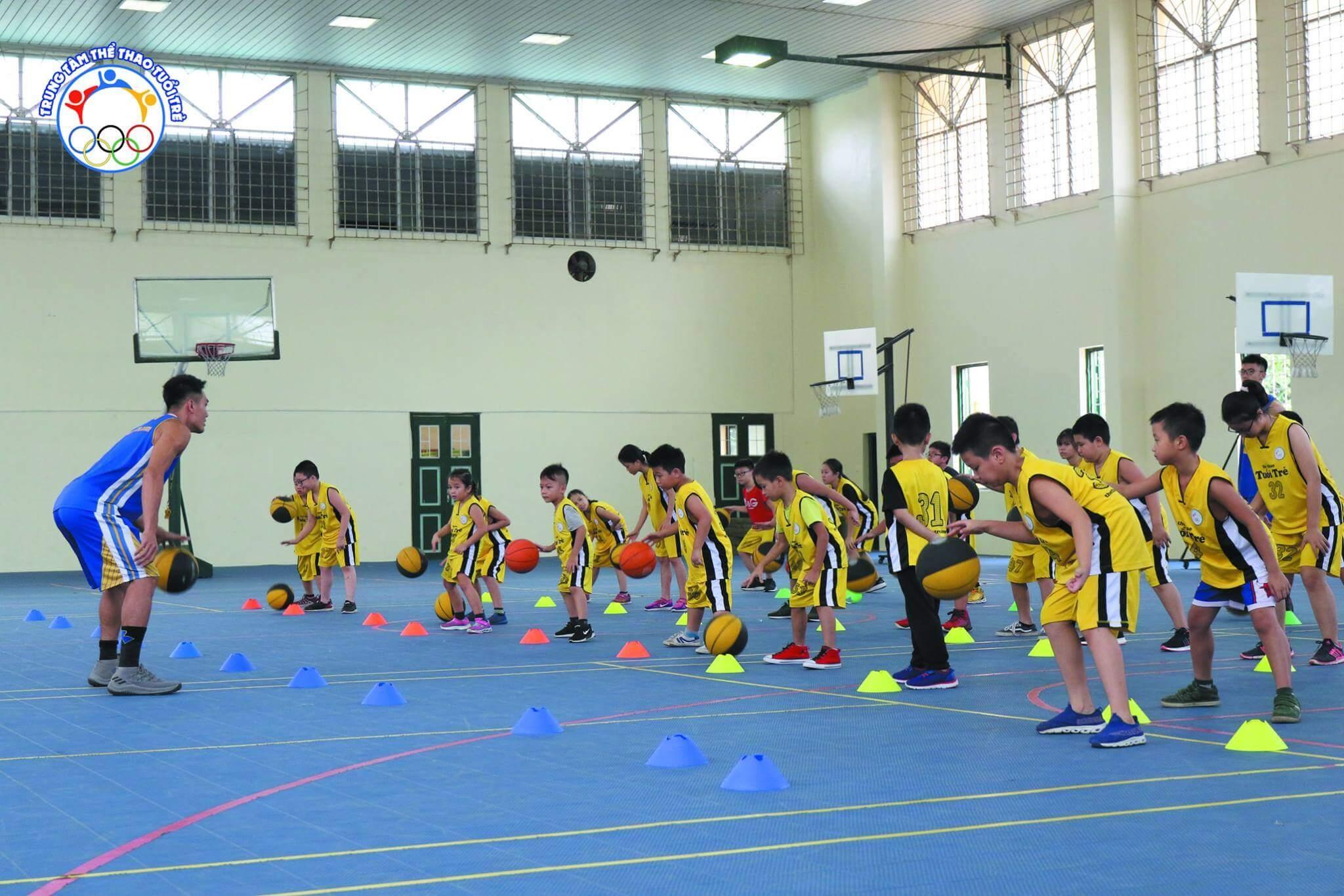 Học bóng rổ Basketball Tuổi trẻ (@hocbongrott) Cover Image