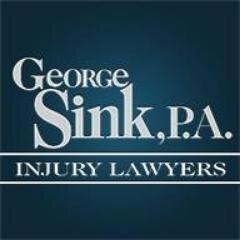 George Sink, P.A. Injury Lawyers (@georgeasink) Cover Image