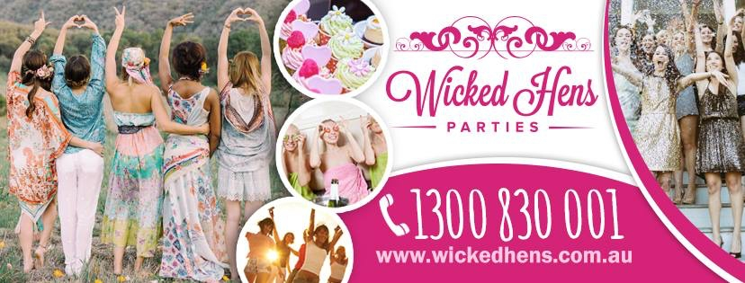 Wicked Hens  (@wickedhensparties) Cover Image