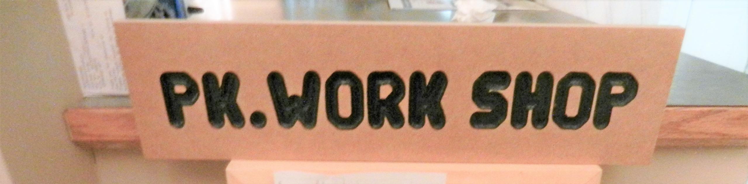 PK  Workshop   (@kensteckley) Cover Image