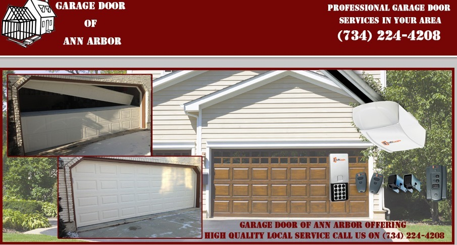 Garage Door Of Ann Arbor (@garagedoorofannarbor) Cover Image