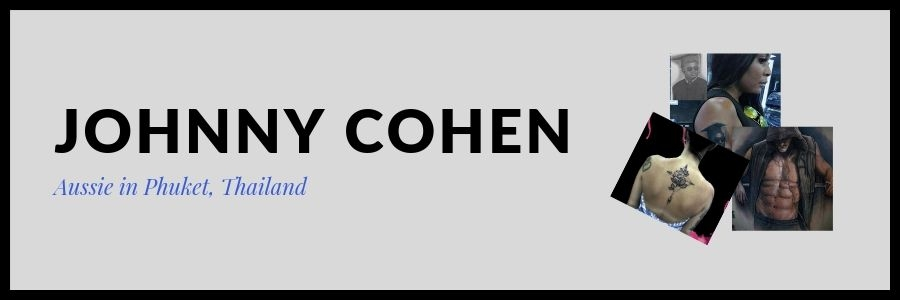 Johnny Cohen (@johnnycohenaustralia) Cover Image