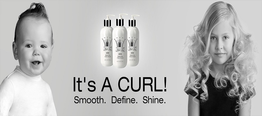 Hot Tot Haircare (@hottot) Cover Image