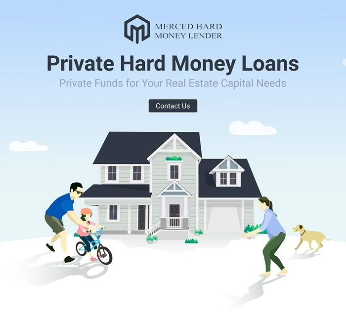 Merced Hard Money Lender (@mercedhardmoney) Cover Image