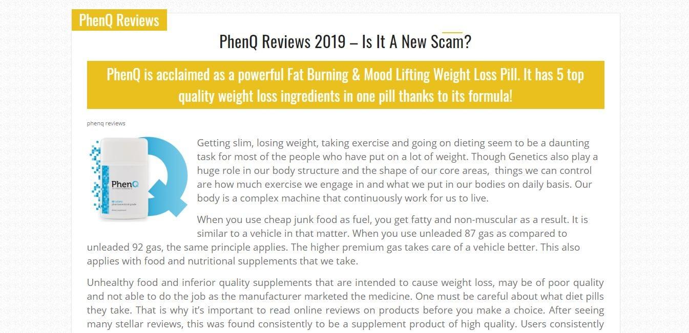 Phenq reviews (@phenq_scam) Cover Image