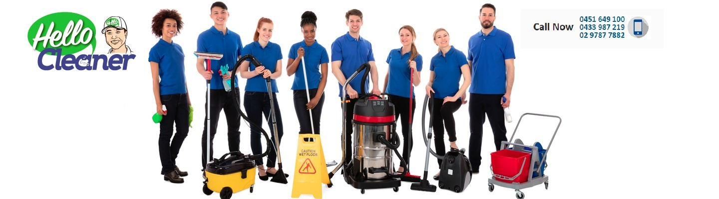 Hello Cleaner (@hellocleaner) Cover Image