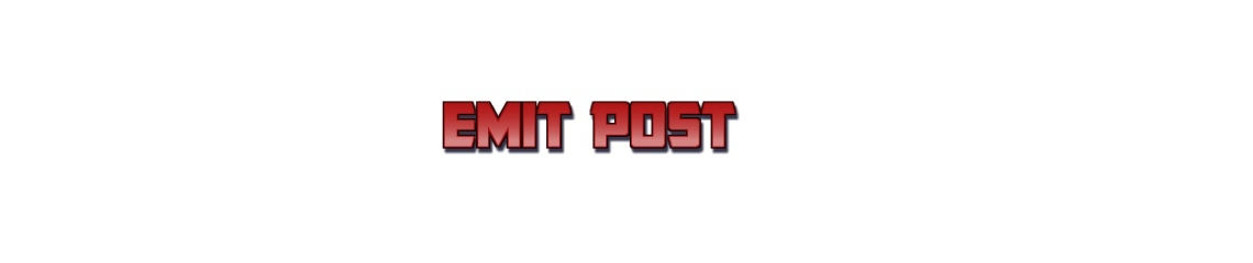 Emit Post  (@emitpost) Cover Image