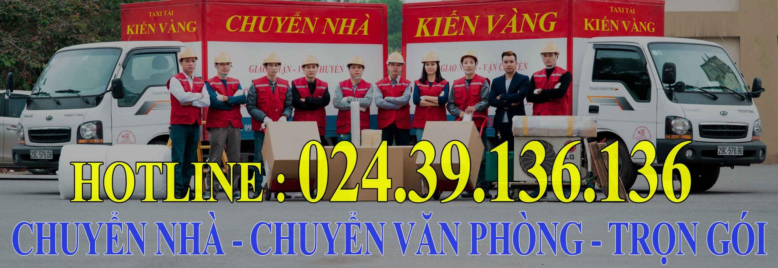 Chuyển nhà Kiến Vàng (@chuyennhakienvang) Cover Image