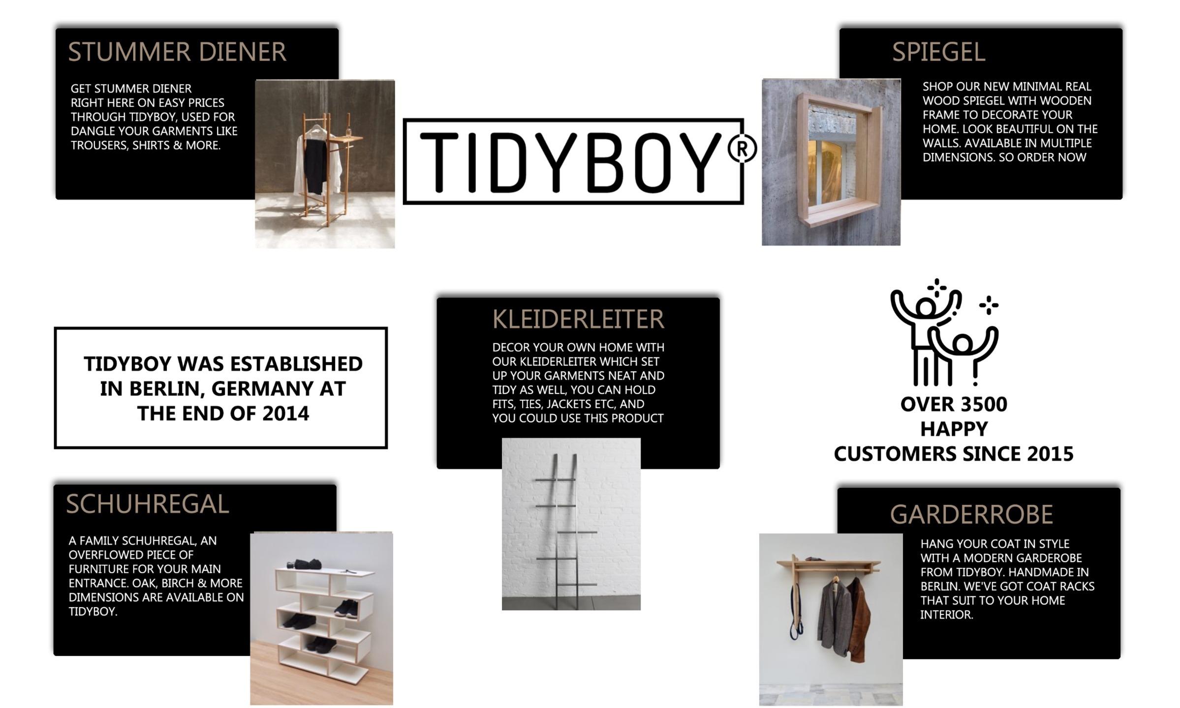 Tidyboy (@tidyboy) Cover Image