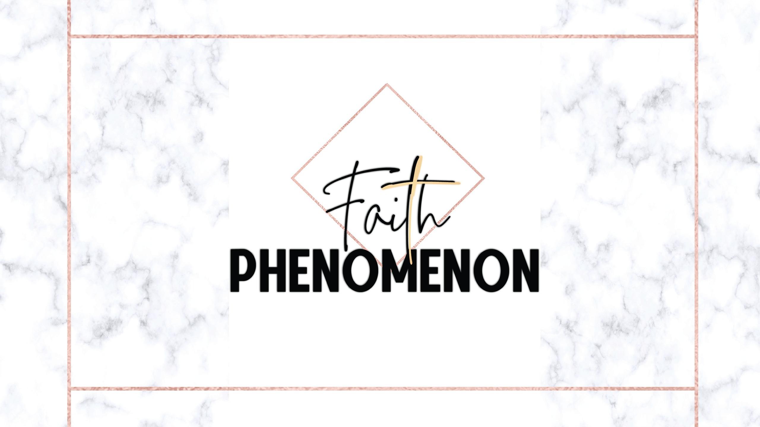 Brechelle Fisher (@faithphenomenon) Cover Image
