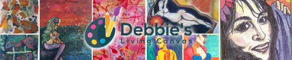 Deborah Marsh (@debbiescanvas) Cover Image