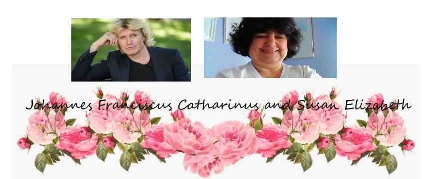 Johannes Franciscus Catharinus and Susan Elizabeth (@bammbammandbunny) Cover Image