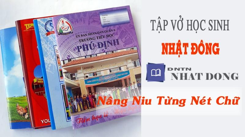Tập Vở Nhật Đông (@tapvonhatdong) Cover Image