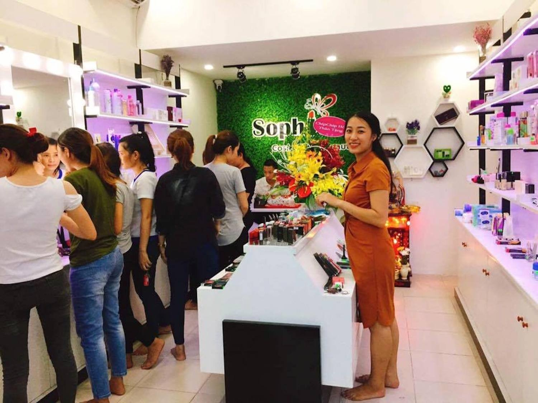 Sophia beauty shop (@sophiabeautyhcm) Cover Image