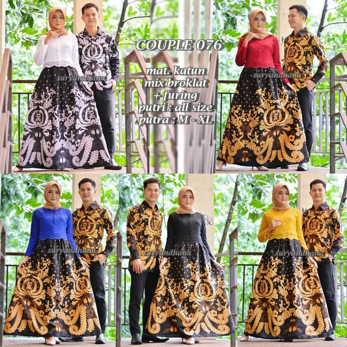 Batik Couple (@batikcouple) Cover Image