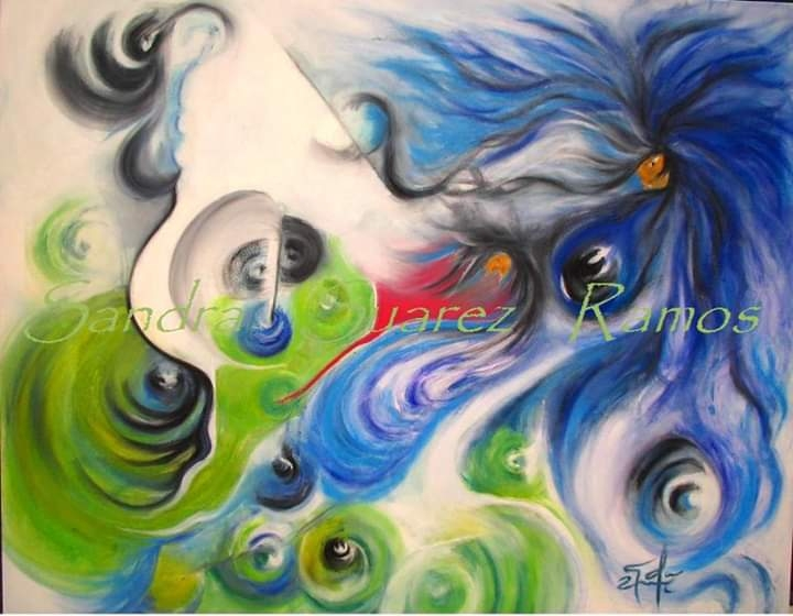 Sandra Suarez Ramos Art (@sandrasuarezramosart) Cover Image