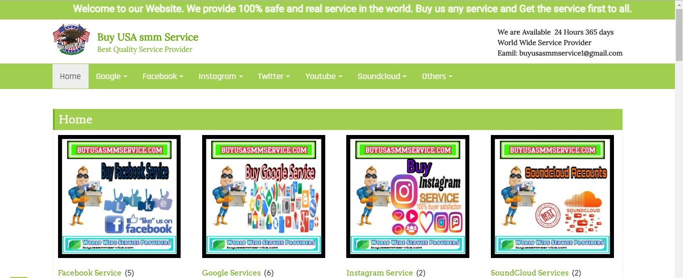 BuyUSAsmmService (@buyusasmmservice) Cover Image